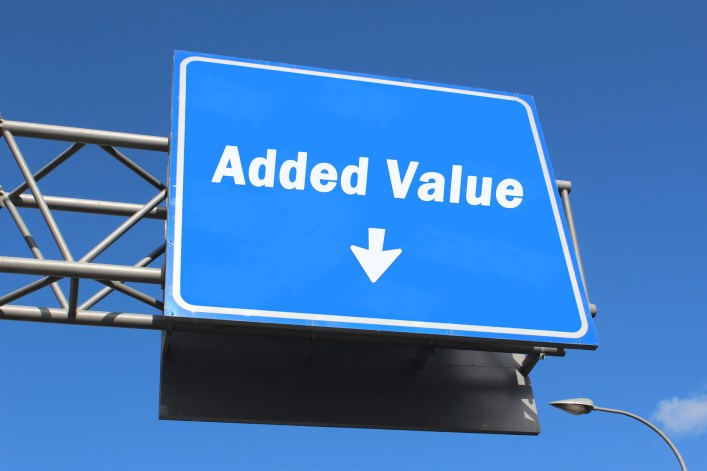 Adding Value for Customers