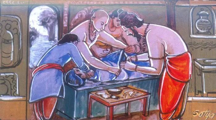 Sushruta Samhita: the first surgical manual