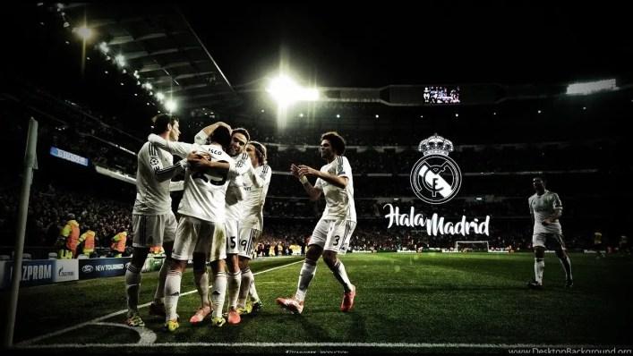 ¡Hala Madrid! Say what?!