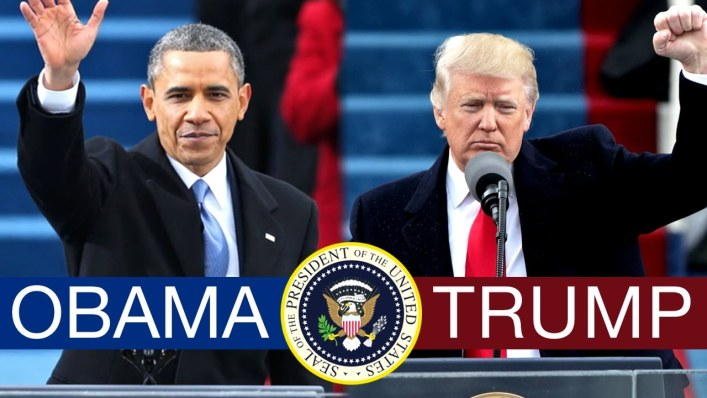 Analysis Of The Differences Between Obama And Trump Speeches