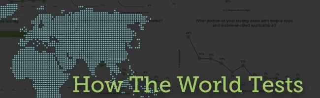 Latest trends in Software Testing 2015 – How the World Tests?