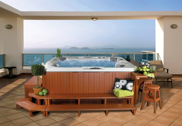Cal Spas Hot Tub