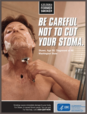 Fear Smoking Campaign