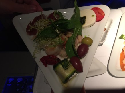 Sorry this one's dark. It was salad!