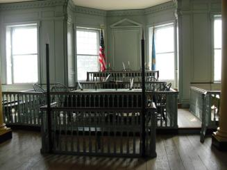 Inside the State House