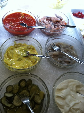Pickles of all sorts!