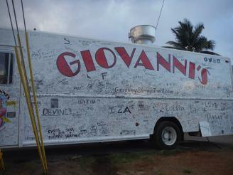 The Shrimp Truck!