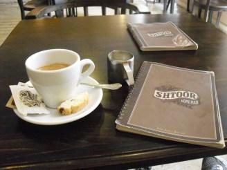 Coffee: fuel of travelers