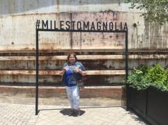 587 #milestomagnolia from Memphis, TN