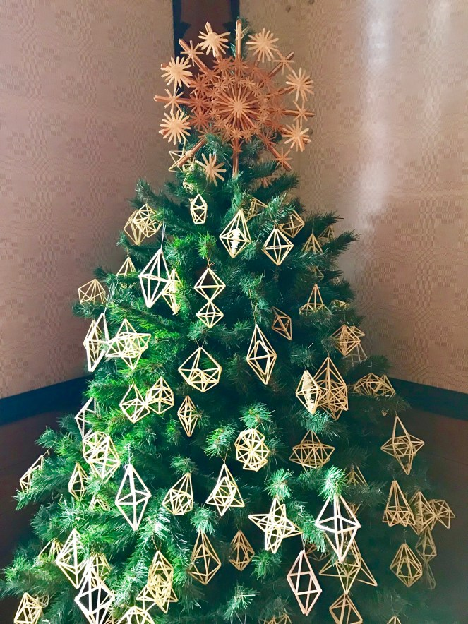 Lithuanian Room Christmas Tree
