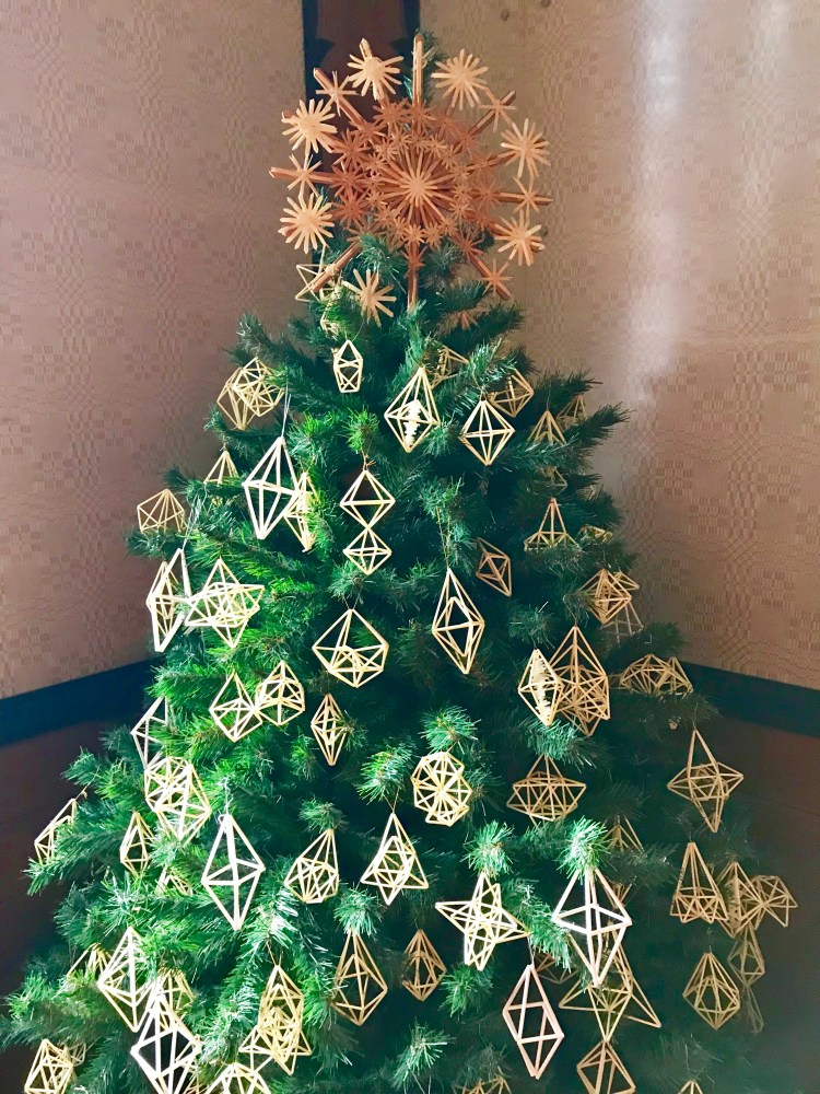 Lithuanian Room Christmas Tree