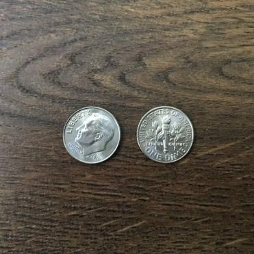 Dime: 10 Cents