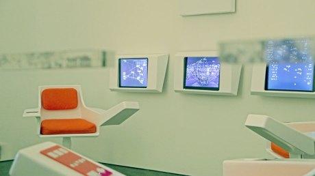 The Counterculture Room en la Bienal de Diseño de Londres