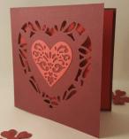 Papercut Card by LOStudioCoUK
