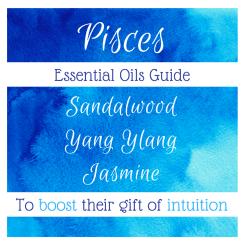 Pisces Essential Oils