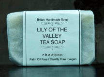 vegan soap by chaaboo
