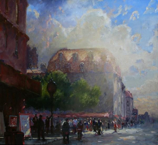 Gregg Kreutz Paintings Realism