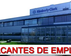 Vacantes Disponibles para Kimberly Clark