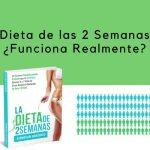 Dieta de las 2 Semanas. ¿Funciona Realmente? Lee este Artículo