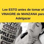 """Lee ESTO Antes de """"Tomar el Vinagre de Manzana Para Adelgazar"""""""