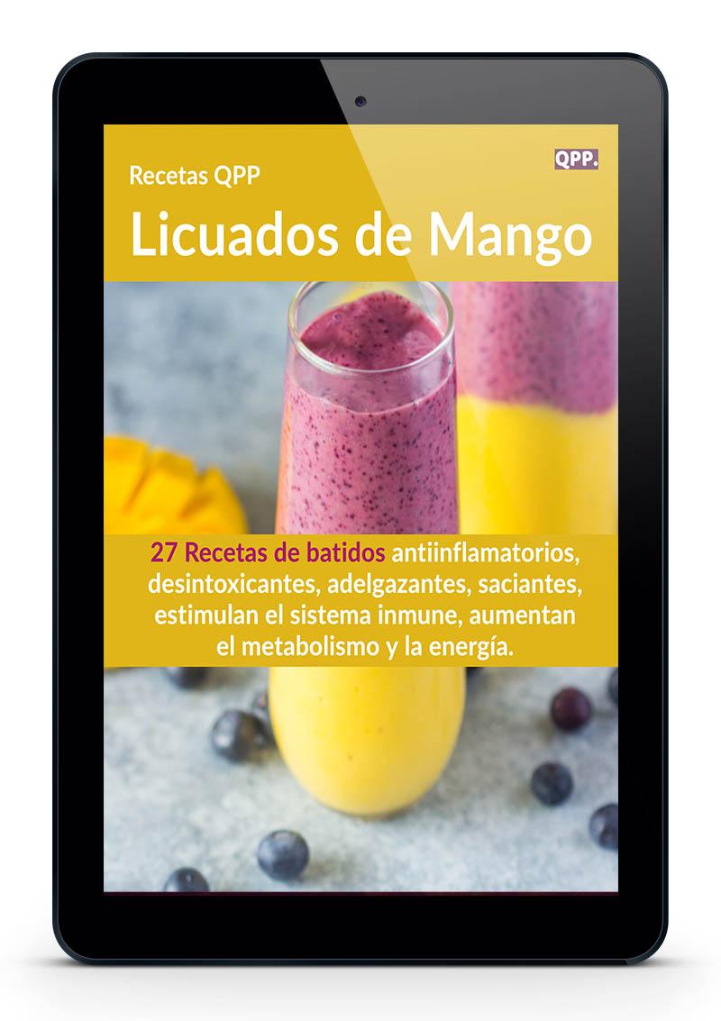 licuados de mango