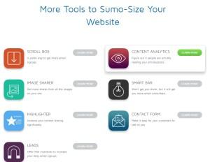 SumoMe, optimiza tu sitio de forma sencilla