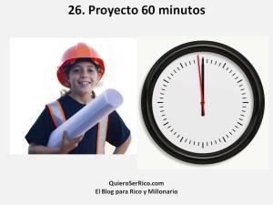 proyecto 60 minutos