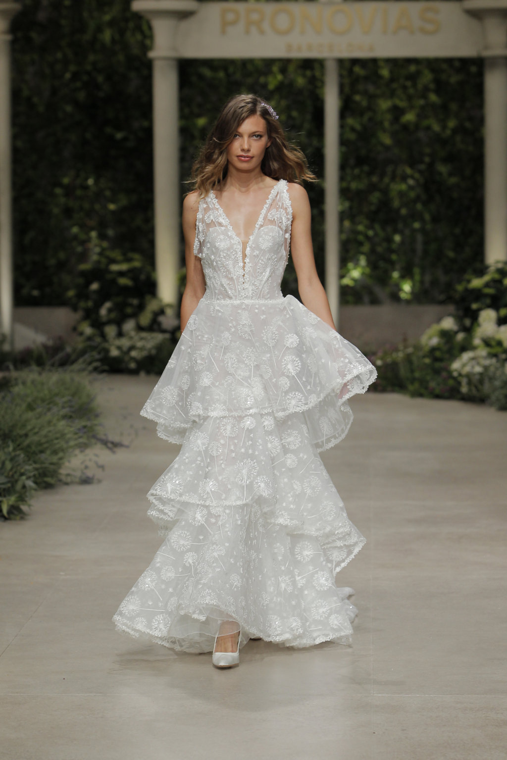 In Bloom Pronovias Fashion Show 2019  Quiero una boda