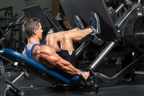 Train Your Legs Hard For Stronger Quads