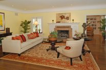 Living Room Carpet Ideas and Photos