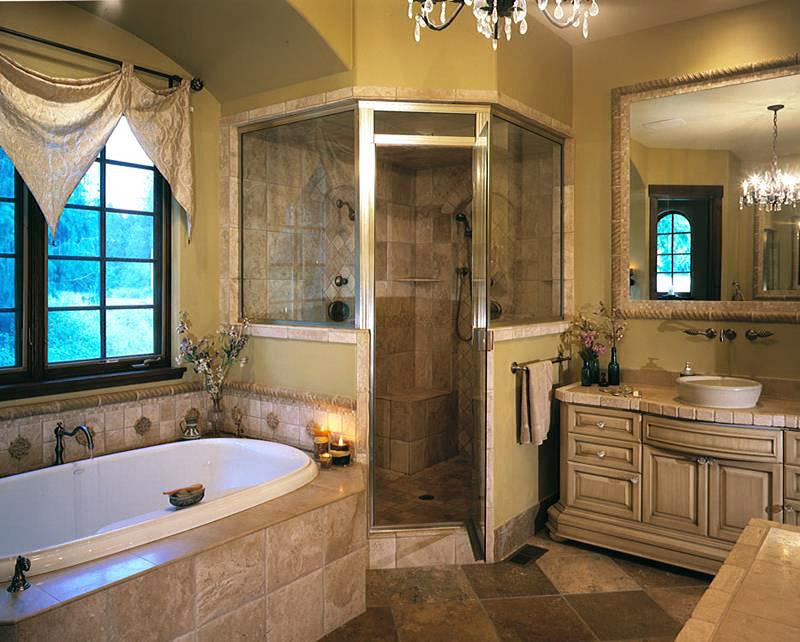 12 Amazing Master Bathrooms Designs  Quiet Corner