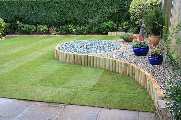 Quiet Corner15 Stone Landscaping Ideas Quiet Corner - Stone-garden-ideas