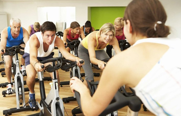 It's Time to Try a Indoor Cycle Class