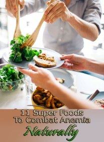 11 Super Foods To Combat Anemia Naturally 2
