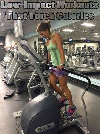 Low-Impact Workouts That Torch Calories