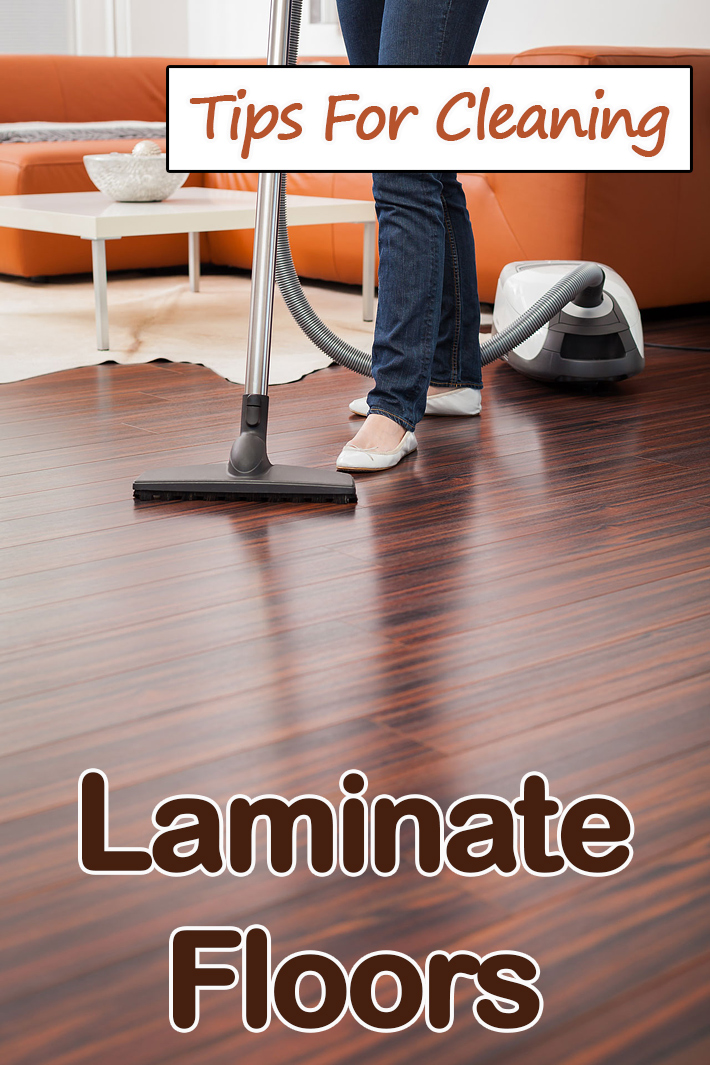 Tips For Cleaning Laminate Floors