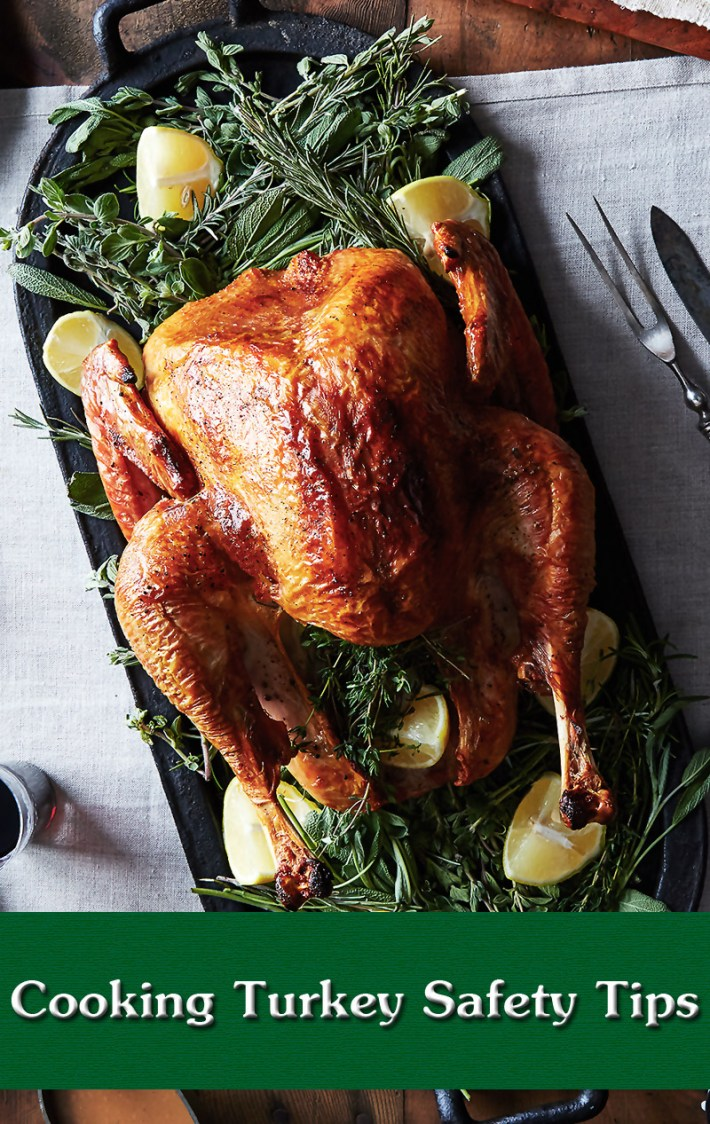 5 Essential Cooking Turkey Safety Tips