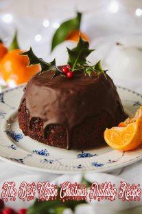 The Best Vegan Christmas Pudding Recipe