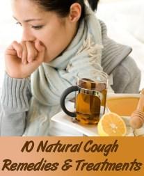 10 Natural Cough Remedies & Treatments