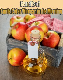 Benefits of Apple Cider Vinegar in the Morning