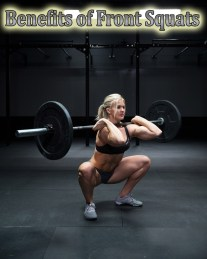 Benefits of Front Squats
