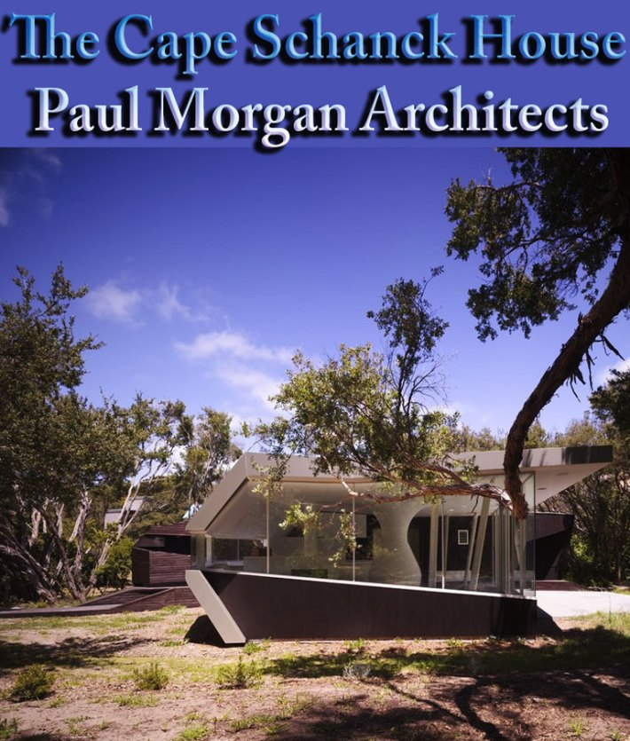 The Cape Schanck House – Paul Morgan Architects