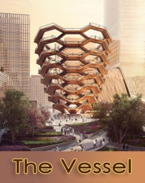 The Vessel - Manhattan's Stairway to Nowhere