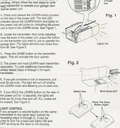 garage door opener remote stanley quiet glide garage door opener genie garage door opener circuit  [ 810 x 1366 Pixel ]