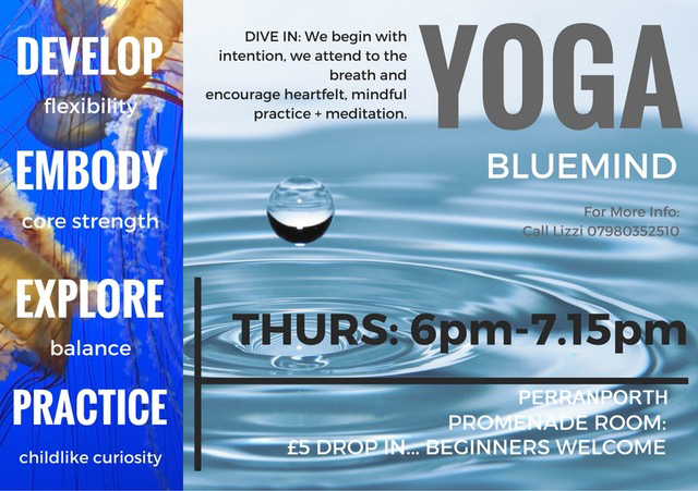 YOGA BlueMind Perranporth