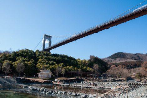 Suspension bridges, Soba and Strawberries