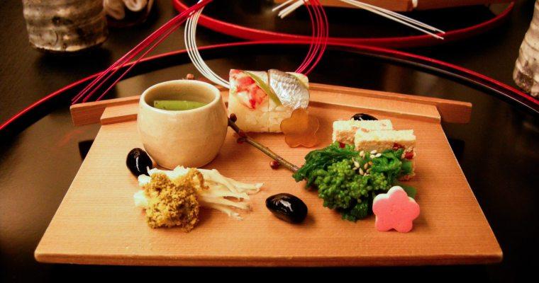 A starry Kaiseki dinner