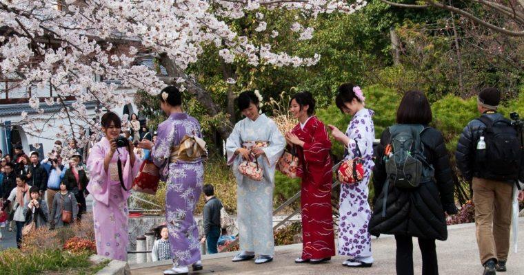 Kyoto – Kiyomizudera and Higashiyama