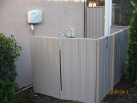 Gallery - Quiet Fence ...for Loud Air Conditioners