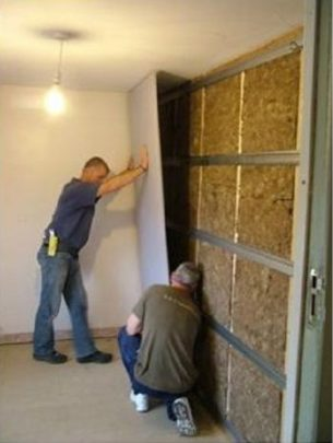 Soundproofing the Walls